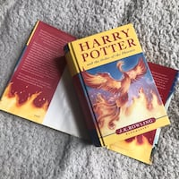FIRST EDITION AMAZING QUALITY HARRY POTTER BOOK