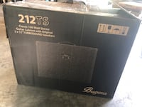 212ts bugera speaker new in box Burnsville, 55337