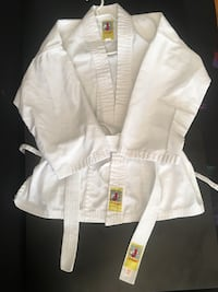 Jukado jacket and belt unisex Martial Arts Mont-Royal, H4P