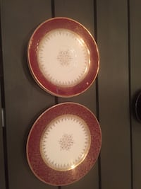 Antique plates $80 firm