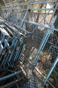 10 foot gates on wheels have fencing 2