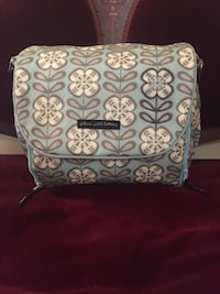 Petunia Pickle Bottom Diaper Bag (Retired Pattern) 43 km