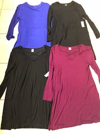 New XS Tunic Tops London, N6B