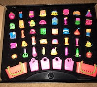 Shopkins Limited Edition 40ct set Lawrence, 46236