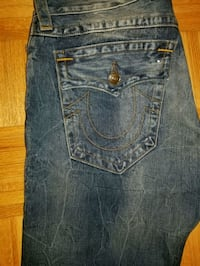 True Religion Jean's- 3 to choose from 560 km