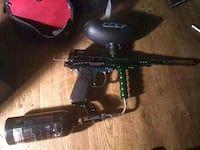 spydar flash paintball gun comes with taknk and Hopper and carryin cs  North Little Rock, 72117