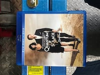 James Bond Quantum of Solace Blu-Ray Markham