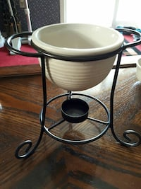 EVERYDAY STYLE Food Warmer/Fondue set Saint Thomas, N5R 5P6