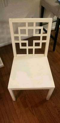 white wooden table with chairs Woodbridge, 22191