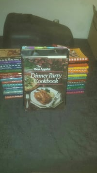 Cookbook  Stony Plain, T7Z 2W7