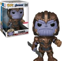 Thanos Ten inch Funko Sold Out Centreville, 20120
