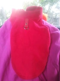 Red Vest for your Furbaby Sacramento, 95825