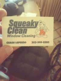 Window cleaning Lakewood