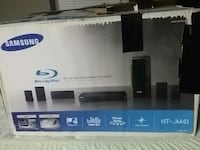 1000w Blu Ray Dvd and home entertainment system 2336 mi