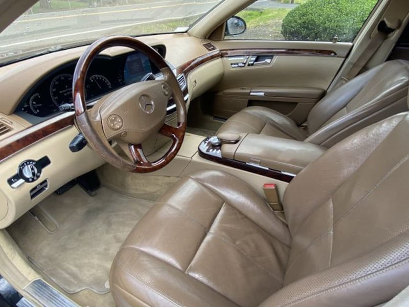 2008 Mercedes-Benz S-Class for sale 1