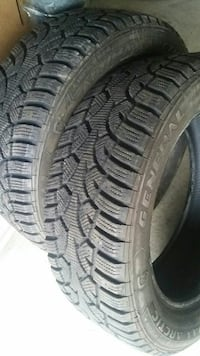 195/55R15 2 winter tires