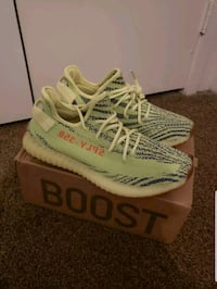 Adidas Yeezy Boost 350 V2 with box Houston, 77036