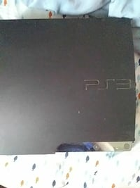 black Sony PS3 slim console Wichita, 67207