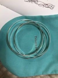 Tiffany Paloma's Melody Bangle  535 km