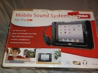 RCA CAR mobile sound system for ipad Kent