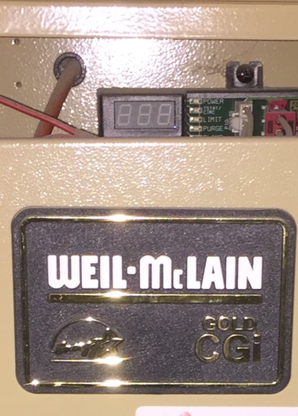 Weil-McLain  furnes In working conditions for only $300!!. 17d815dc-fa31-4193-bfca-fb5ab07edb6e