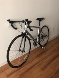 black and gray road bike Dallas, 75240