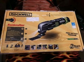 Rockwell sonicrafter,power tool