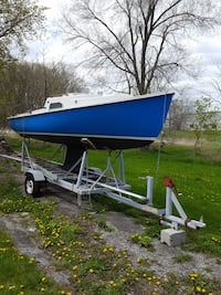20ft sailboat w trailer Prince Edward, K0K