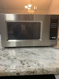 KitchenAid Microwave 21 3/4 wide, 15 1/2 deep, & 11 3/4 high