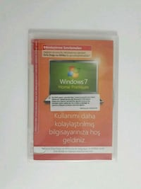 Orijinal Lisanslı Windows 7 Home Premium Oba, 07460