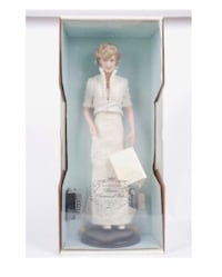 Franklin Mint Princess Diana