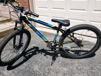Mountain bike with over sized tires. Barrie, L4N 7W9