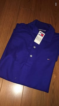 blue and black polo shirt Coquitlam, V3K 2N5