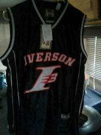 Iverson official game Jersey Surrey, V4P 1A8