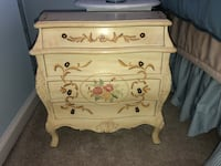 Hand painted jewelry chest Easton, 18045