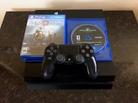 PS4 + 2 Games Palmdale, 93551