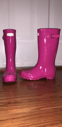 Hunter Rainboots- Girls size 3 Alexandria, 22306