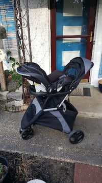 Evenflo Epic  Stroller/ Travel System, Great Condition!