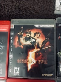 PS3 Games Resident Evil 5 Los Angeles, 91352