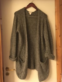 Mohair Cardigan, medium Trondheim, 7030