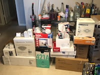 Assorted house hold items everything new in box $400 or best offer Madison, 35758