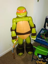 Ninja Turtles Large action Figure Germantown, 20874
