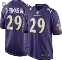 Earl Thomas ravens Jerseys ALL SIZES Baltimore