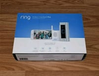 New Ring Video Doorbell Pro and Chime Pro Bundle 18 km