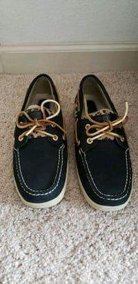 Sperry Bluefish Black-Leopard Shoes  Gaithersburg, 20877