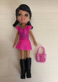 Polly Pocket bebekler