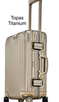 RIMOWA CARRY ON 22-inch suitcase Toronto, M6K 2M7