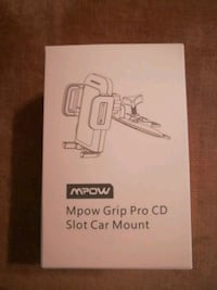 Car cell phone mount- brand new in box Fredericksburg, 22401