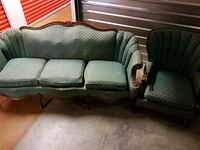 Antique  couch and chair negotiable  Harford County