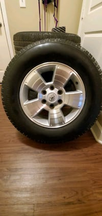 Tacoma rims and tires Mount Pleasant
